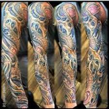 Bio Organic Tattoo 14