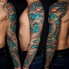 Bio Organic Tattoo 16