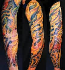 Bio Organic Tattoo 19