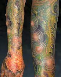 Bio Organic Tattoo 23