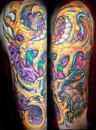 Bio Organic Tattoo 24