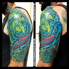 Bio Organic Tattoo 26