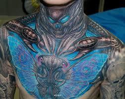Bio Organic Tattoo 27