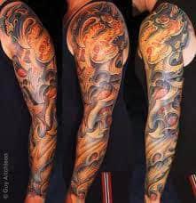 Bio Organic Tattoo 44