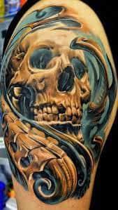 Bio Organic Tattoo 46