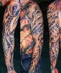 Bio Organic Tattoo 47