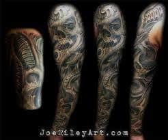 Bio Organic Tattoo 48