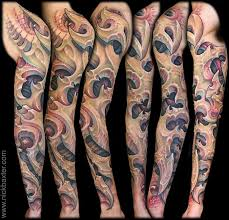 Bio Organic Tattoo 49