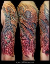 Bio Organic Tattoo 53