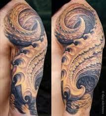 Bio Organic Tattoo 54