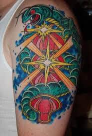 Centipede Tattoo 14
