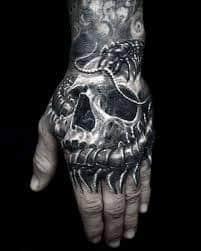 Centipede Tattoo 28