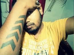 Chevron Tattoo Meaning 14