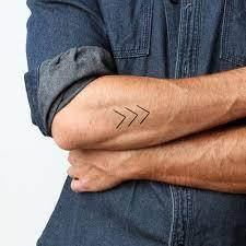Chevron Tattoo Meaning 28