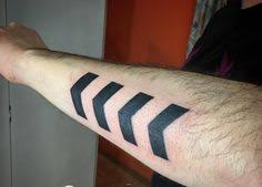 Chevron Tattoo Meaning 5