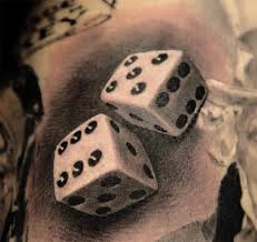 Dice Tattoo Meaning 10