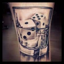Dice Tattoo Meaning 13