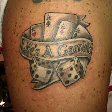 Dice Tattoo Meaning 25