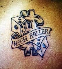 Dice Tattoo Meaning 31