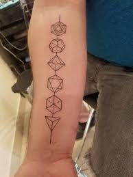 Dice Tattoo Meaning 37