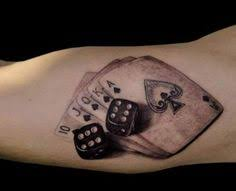 Dice Tattoo Meaning 40