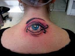Evil Eye Tattoo Meaning 21