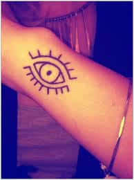 Evil Eye Tattoo Meaning 25