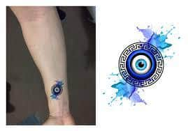 Evil Eye Tattoo Meaning 38