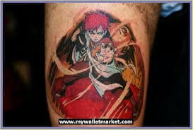 Gaara Tattoo Meaning 45 Ideas And Designs