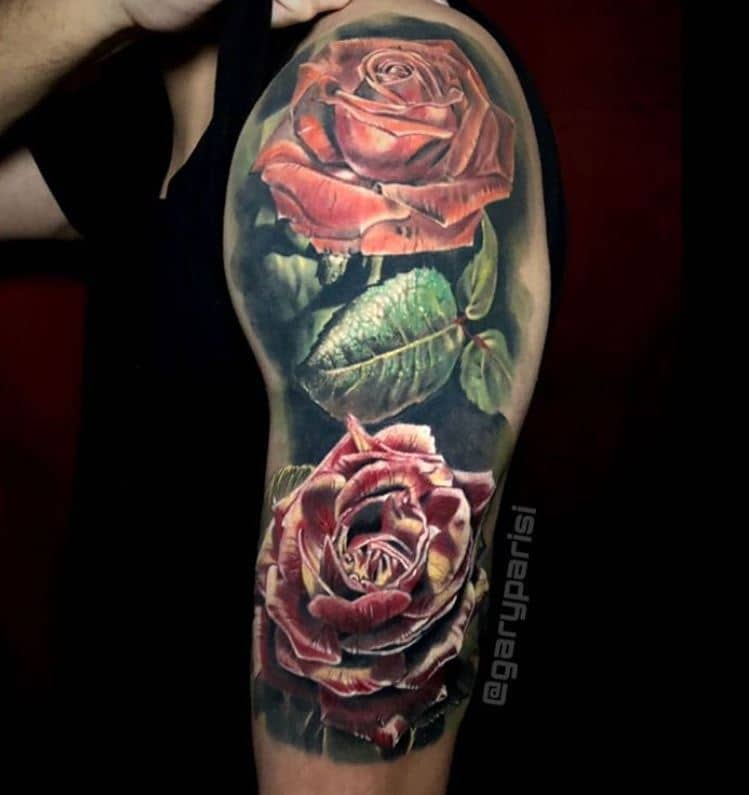 Best realism tattoo artists chicago color or black grey for Best tattoo artist in chicago