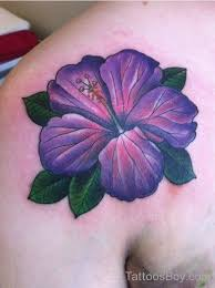 Hibiscus Tattoo Meaning 17