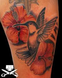 Hibiscus Tattoo Meaning 36