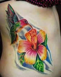 Hibiscus Tattoo Meaning 37