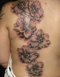 Hibiscus Tattoo Meaning 40