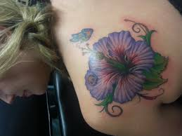 Hibiscus Tattoo Meaning 50