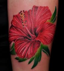 Hibiscus Tattoo Meaning 53