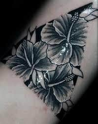 Hibiscus Tattoo Meaning 57