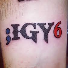 IGY6 Tattoo Meaning 7
