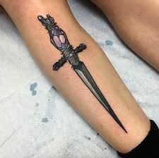 What Does Knife Tattoo Mean 45 Ideas And Designs