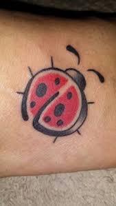 Ladybug Tattoo Meaning 11