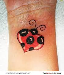 Ladybug Tattoo Meaning 7