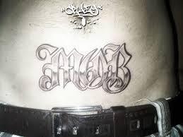 MOB Tattoo 1