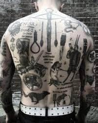 MOB Tattoo 11