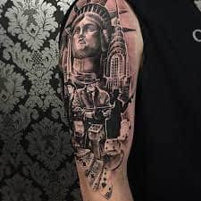 MOB Tattoo 2
