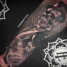 MOB Tattoo 27