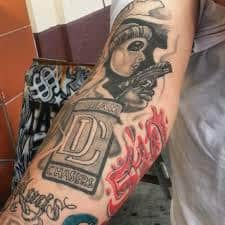 MOB Tattoo 4