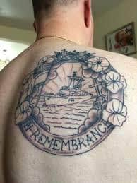 What Does Navy Tattoos Mean? | 45+ Ideas and Designs
