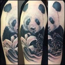 What Does Panda Tattoo Mean Represent Symbolism