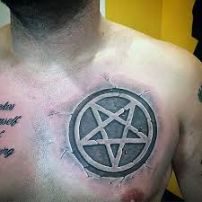 Pentagram Tattoo Meaning 45 Ideas And Designs
