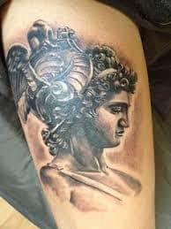 Perseus Tattoo 12